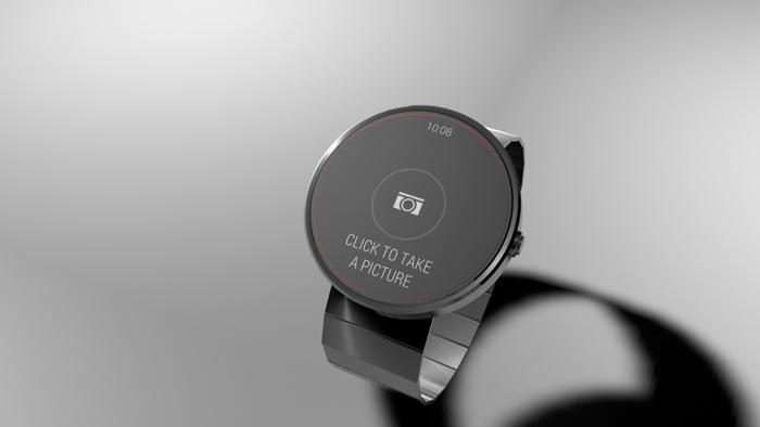htc one watch akıllı saat