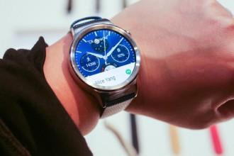 huawei watch iki yeni akıllı saat