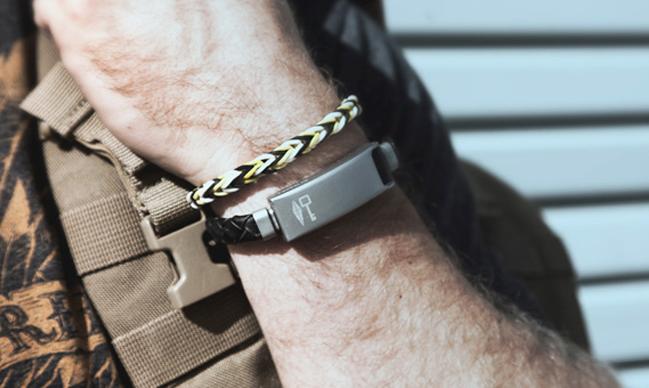 kyte & key giyilebilir şarj kablosu