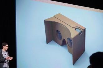 cardboard sanal gerçeklik