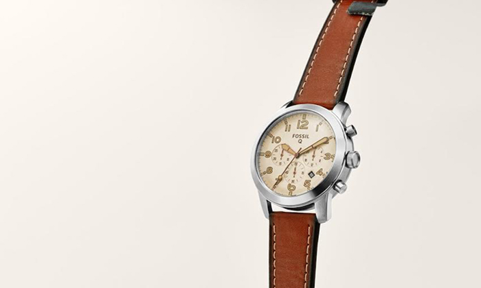 fossil q54 pilot akıllı saat