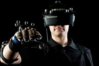 sanal gerçeklik kıyafet