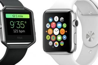 apple watch fitness takipçisi fitbit