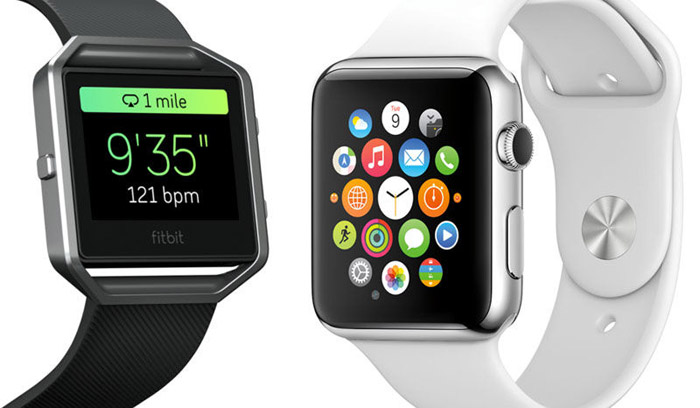 apple watch fitness takipçisi fitbit
