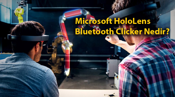 hololens bluetooth clicker