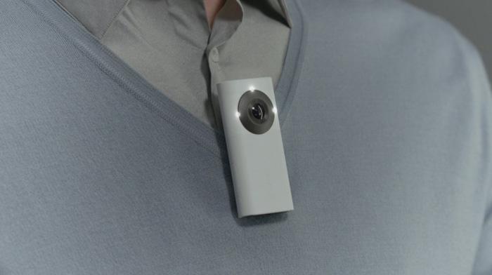sony xperia eye giyilebilir kamera