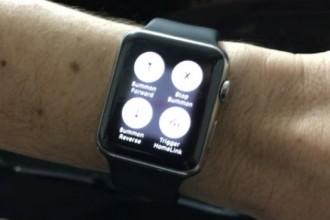 apple watch ile tesla çağırma
