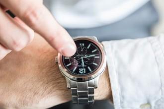 fossil akıllı saat 7 giyilebilir