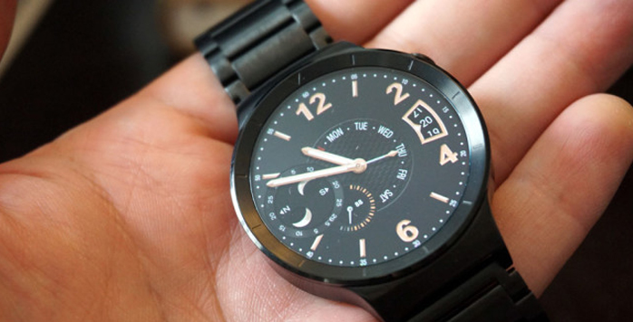 huawei watch android wear 1.4 güncelleme