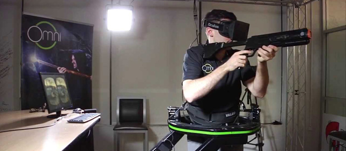 sanal gerçeklik oyun