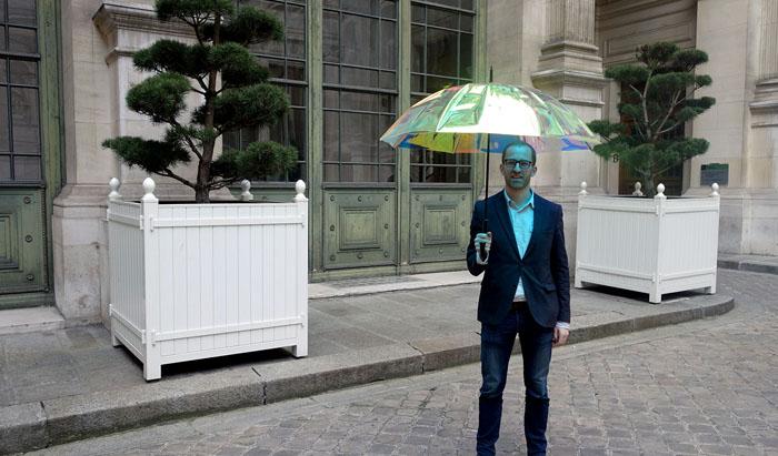 akıllı şemsiye