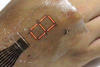 elektronik deri
