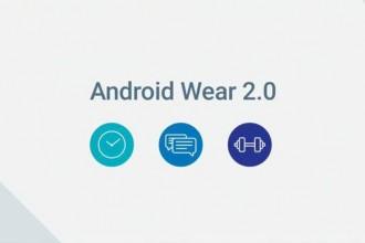 android wear 2.0geliyor