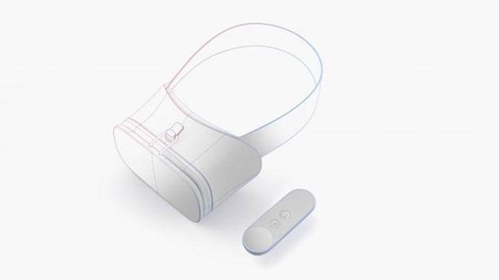 google sanal gerçeklik daydream