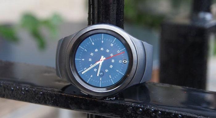 samsung gear s3 solis akıllı saat