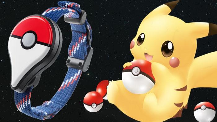 pokemon go plus akıllı bileklik