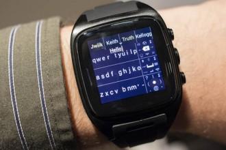 snapkeys akıllı saat klavyesi