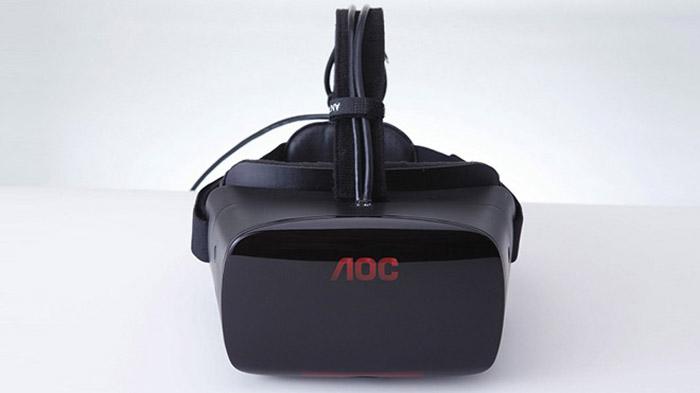 aoc sanal gerçeklik gözlüğü