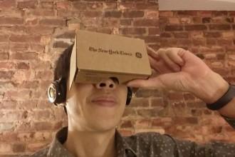 new york times sanal gerçeklik