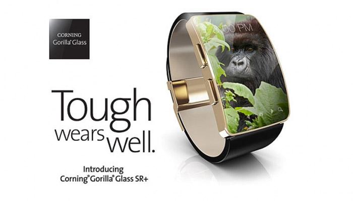 gorilla glass sr+ akıllı saat camı